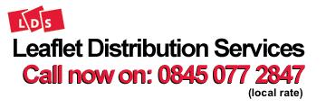 Leaflet Distribution Services in Liverpol