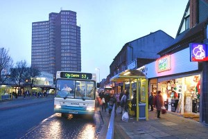 bootle strand